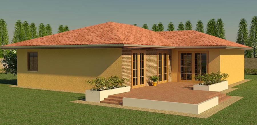 montovany dom eco 120 a 900x440 Montovaný dom ECO   120