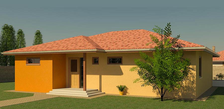 montovany dom eco 120 b 900x440 Montovaný dom ECO   120