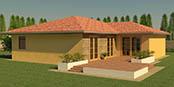 montovany dom eco 120 nav Montovaný dom Modern   101