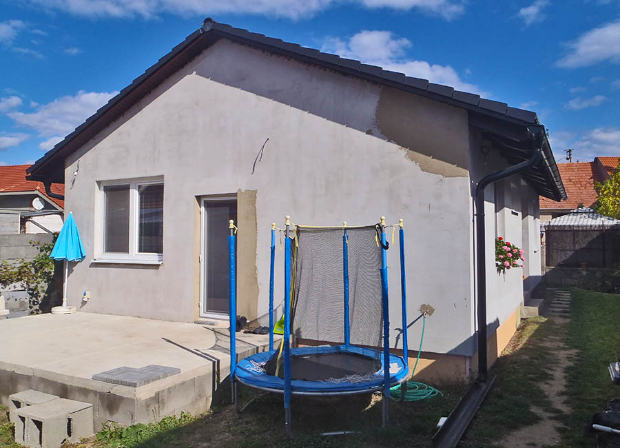 Drevodom Eco 101 Velke Levare c Montovaný dom ECO   101