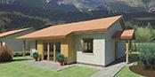 Nizkoenergeticky dom Eco 103 b Ecostav nav Montovaný dom ECO   104