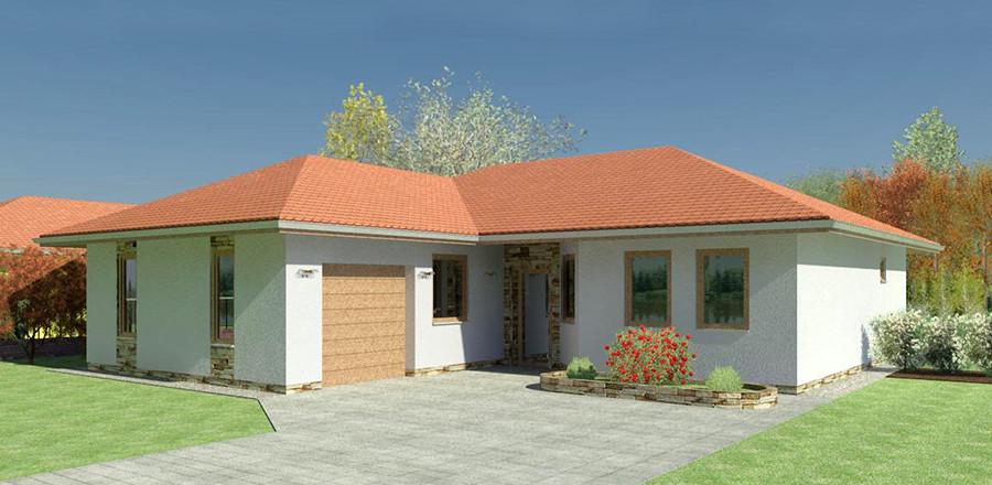 Nizkoenergeticky dom Eco 114 a Ecostav 900x440 Montovaný dom ECO   114