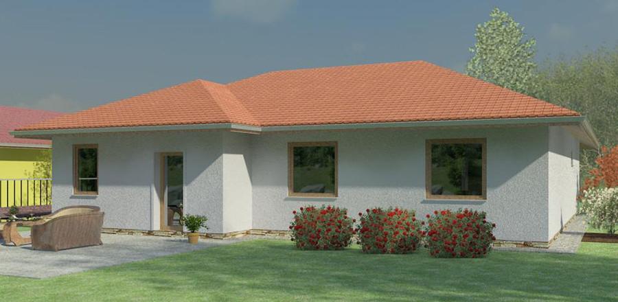 Nizkoenergeticky dom Eco 114 b Ecostav 900x440 Montovaný dom ECO   114