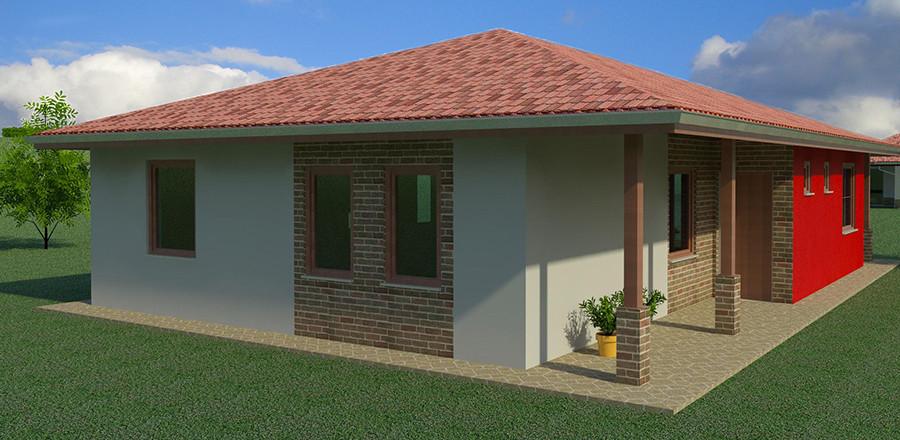 Nizkoenergeticky dom Eco 117 a Ecostav 900x440 Montovaný dom ECO   117