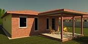 montovany dom eco 121 nav Montovaný dom Modern   102