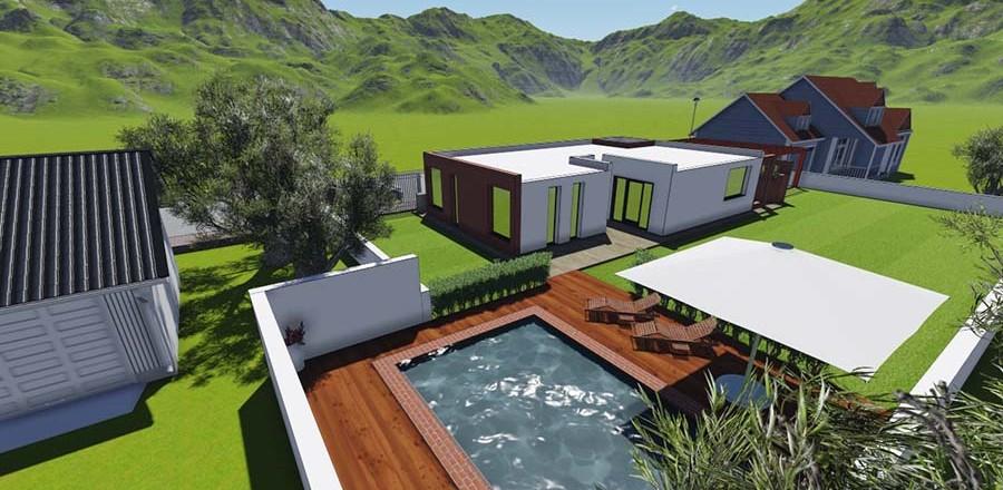 montovany dom modern 104 e 900x440 Montovaný dom Modern – 104