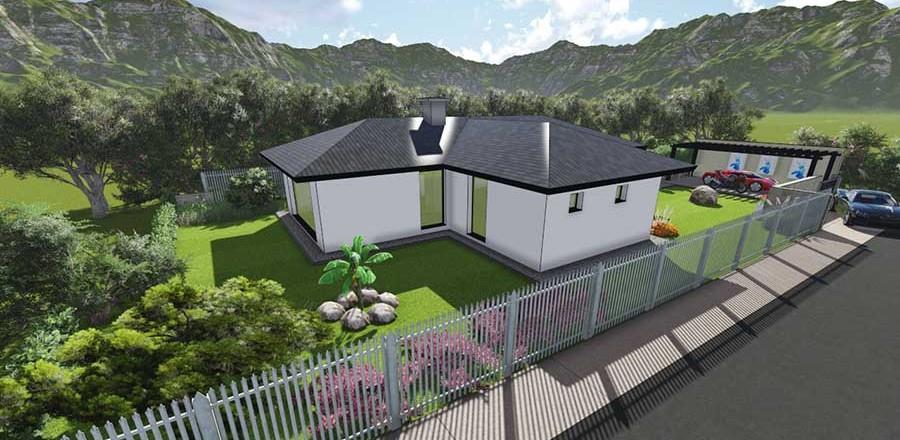montovany dom eco 122 b 900x440 Montovaný dom ECO – 122