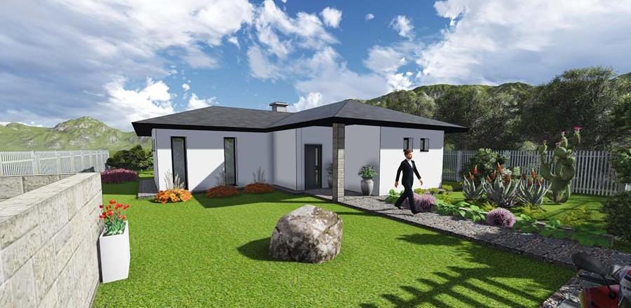 montovany dom eco 122 c 900x440 Montovaný dom ECO – 122