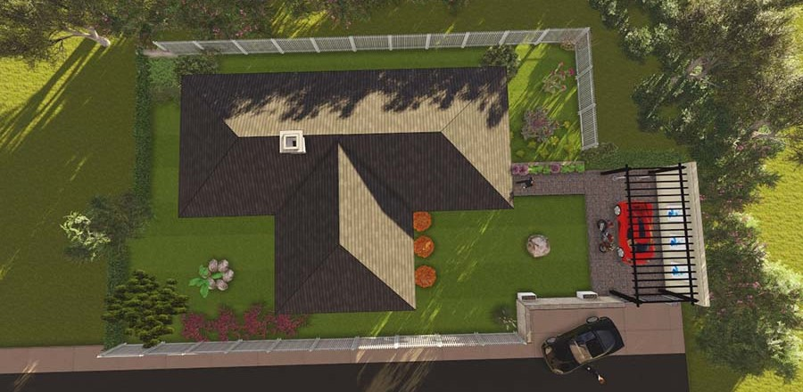 montovany dom eco 122 f 900x440 Montovaný dom ECO – 122