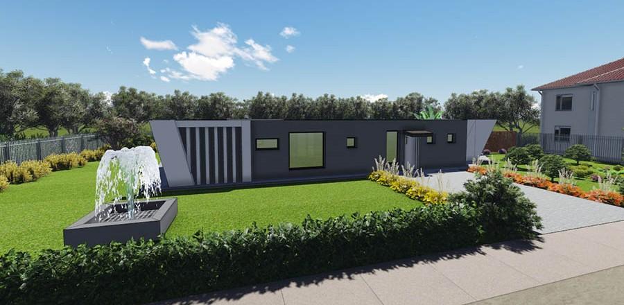 montovany dom modern 107 b 900x440 Montovaný dom Modern – 107