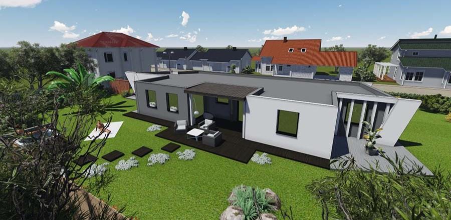 montovany dom modern 107 c 900x440 Montovaný dom Modern – 107