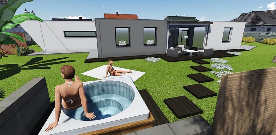 montovany dom modern 107 d 900x440 Montovaný dom Modern – 107