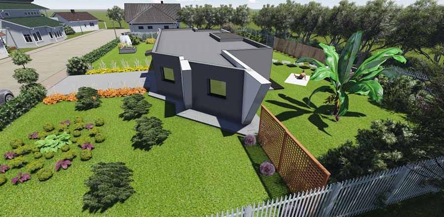 montovany dom modern 107 f 900x440 Montovaný dom Modern – 107