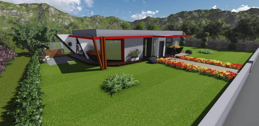 Ecostav modern 102 2 900x440 Montovaný dom Modern   102