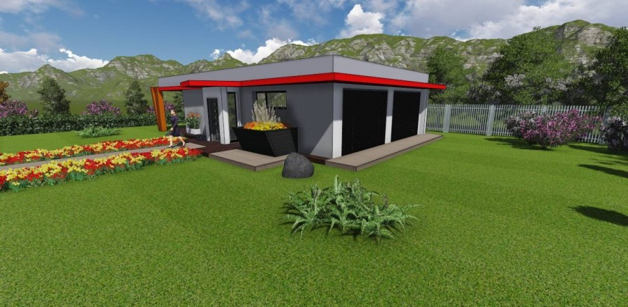 Ecostav modern 102 4 900x440 Montovaný dom Modern   102