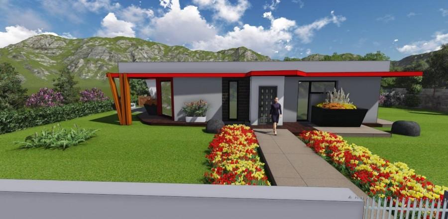 Ecostav modern 102 7 900x440 Montovaný dom Modern   102