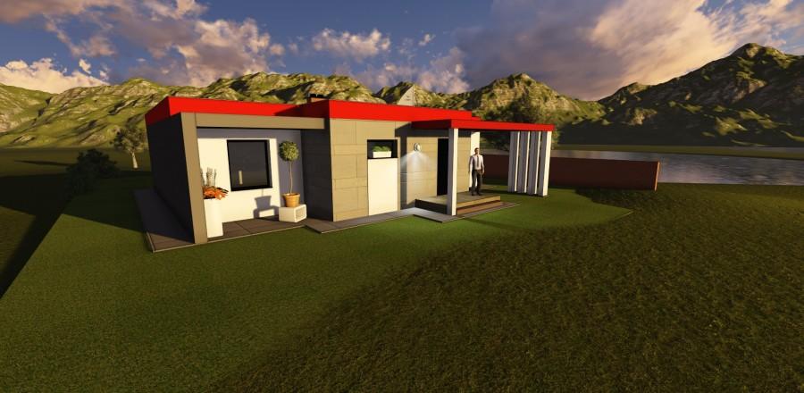 10 900x440 Montovaný dom Modern   108