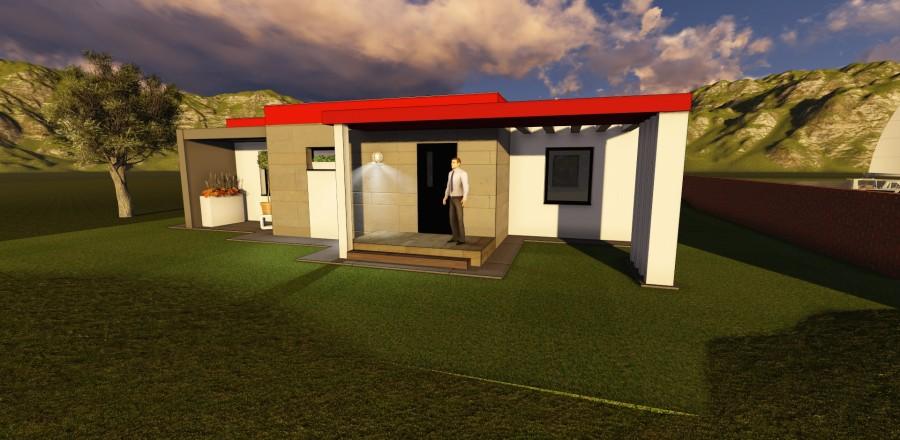 11 900x440 Montovaný dom Modern   108