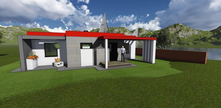 8 900x440 Montovaný dom Modern   108